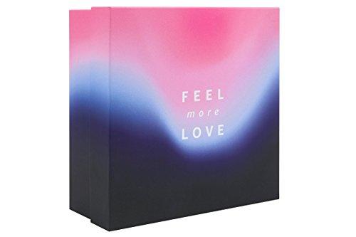 Amazon Erotik Geschenkbox - Feel more Love - limitierte Edition mit 9 ausgewählten Toys für Paare und Einsteiger