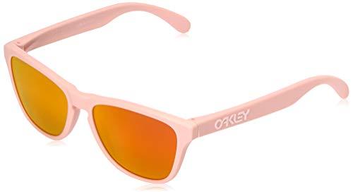 Ray-Ban Herren 0OJ9006 Sonnenbrille, Braun (Matte Pink), 53