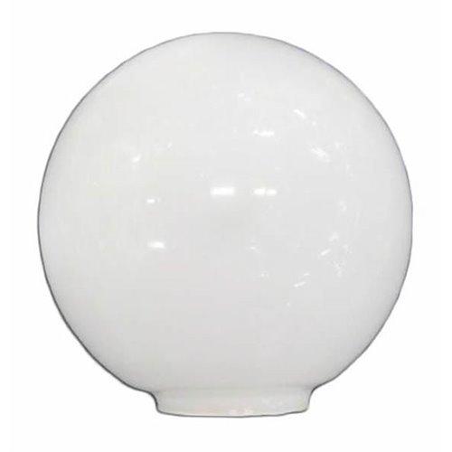 Tulipa de cristal bola opal de 14 cm boca de 5cm LB 529551
