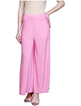 Indian Handicrfats Export Nagru Regular Fit Women Pink Trousers