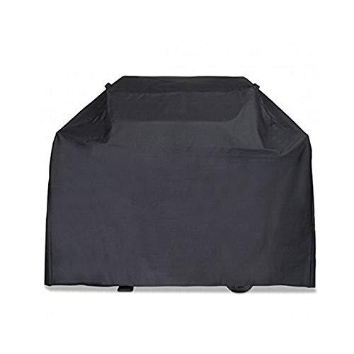 Outdoor BBQ Grill Cover Patio Set Cover wasserdichte Plane Staubtuch Anti-Oxidation Inklusive Wetter Schutztuch, 5 Größen, benutzerdefinierte Größe (Farbe : SCHWARZ, größe : 182x66x130CM) -