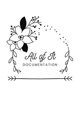 All of It Custody Binder (All of It Documentation) (English Edition)