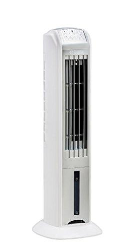 Olimpia Splendid Peler 4, raffrescatore evaporativo a torre da 4 litri e 65 watt