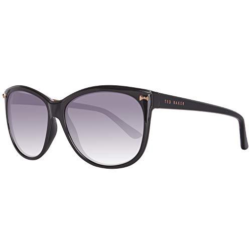 Ted Baker Sonnenbrille Damen Schwarz