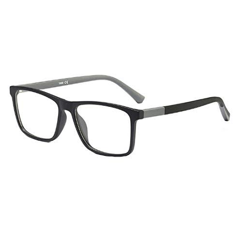 Yefree Retro Optische Gläser voll rahmen Männer und Frauen Mode Ultraleichte Gläser