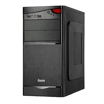 Rishi InfoTech Gandiva 18.5-inch Assembled Desktop (Intel Core i5/8GB RAM/1TB HDD)