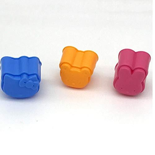 Herramientas de sushi : Tipo Sushi Herramientas Tipo: Moldes de sushi  Material: Plástico  Tipo de plástico: PP  Característica: Ecológico  Marca: Zonster