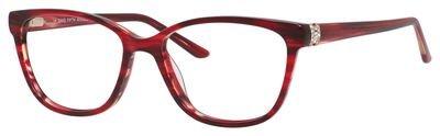 saks-fifth-avenue-295-eyeglasses-0ea6-red-52-16-130
