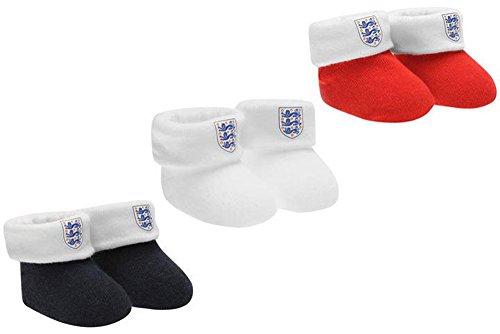 England , Baby Jungen Krabbelschuhe & Puschen Weiß