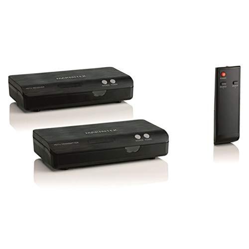 Marmitek HDTV Anywhere - HDMI Extender - HDMI drahtlos - PLC - Verbindung über Stromnetz - Full HD - 1080P- flächendeckendes Bereich - durchschleifen - Sehen Sie anderswo im Haus TV ohne Kabel Digital-tv-dvr