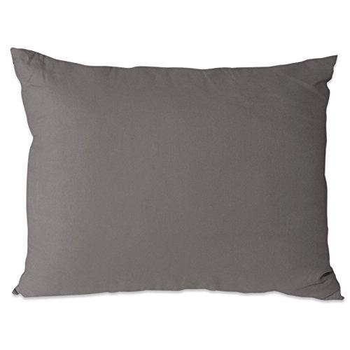 Unbekannt ROLLER Jumbo-Kissen - grau - 60x80 cm