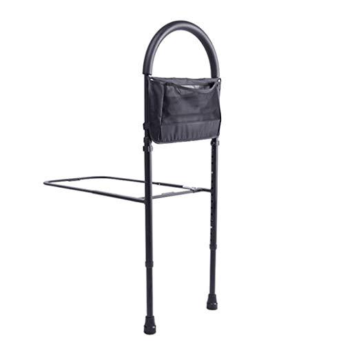 YZ-YUAN Verstellbare Bett-Schiene Bett-Starke Bett-Bett-Bett-Seiten-Handlauf-Haus Unterstützen Griff-Bett-Sicherheitsschiene Für Älteren Erwachsenen -