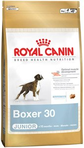 Royal Canin Breed Health Nutrition Boxer Junior 30 12kg