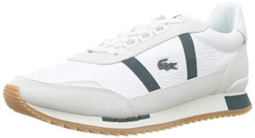 Lacoste Partner Retro 319 1 SFA, Zapatillas para Mujer, Blanco Off White/Off White 18c, 39 EU