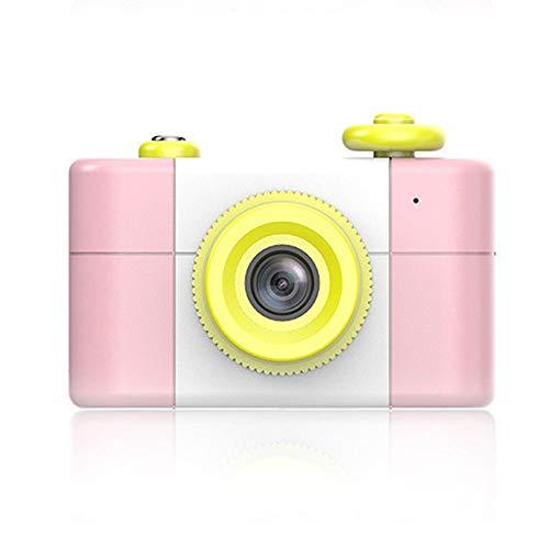 CHUSHENG Puzzle Mini Kinder Digitalkamera, 1,5-Zoll-High-Definition-Display Kinderspielzeug, Damit Kinder Entdecken/Finden/Sich Vorstellen (USB-Aufladung),B