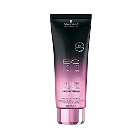 Schwarzkopf BC Bonacure Fibre Force Fortifying Shampoing, 1er Pack (1x