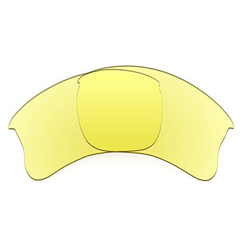 bc9f745cdf Revant Replacement Lenses for Oakley Flak Jacket XLJ Tracer Yellow - Buy  Online in Oman.