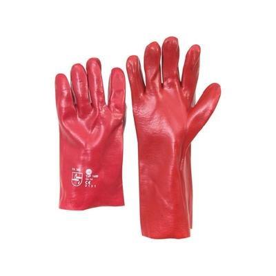 Gants de protection Leipold + Döhle 1482 PVC EN 388 RISQUES MECANIQUES 4121 Taille 10 (XL)