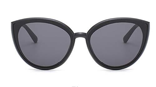 Daesar Sonnenbrille UV Schutz Schwarz Grau mit AC Linse Sonnenbrille Sport Unisex