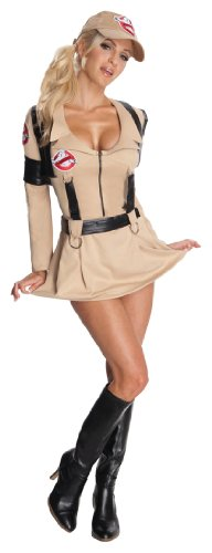 GHOSTBUSTERS ~ Secret Wishes - Adult Costume Lady : X SMALL (Ghostbusters Sexy Kostüme)