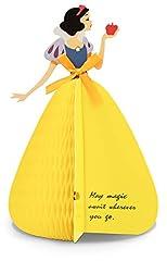 Idea Regalo - Momo, 3d pop up, biglietto regalo - Biglietto di auguri per principesse con scritta, biglietto di compleanno per bambine e bambine