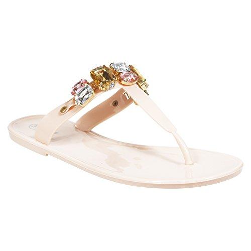 shoponline-new-ladies-slip-on-jelly-womens-flat-summer-diamante-toe-post-flip-flops-beach-sandals-si