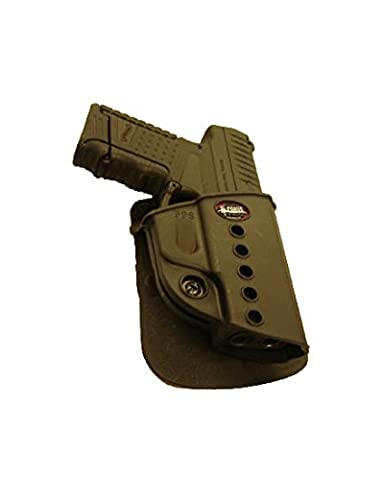 Fobus Concealed Carry Rotating Package Paddle+BH+BHP Holster for Walther PPS Smith&Wesson S&W M&P SHIELD/Ruger P95