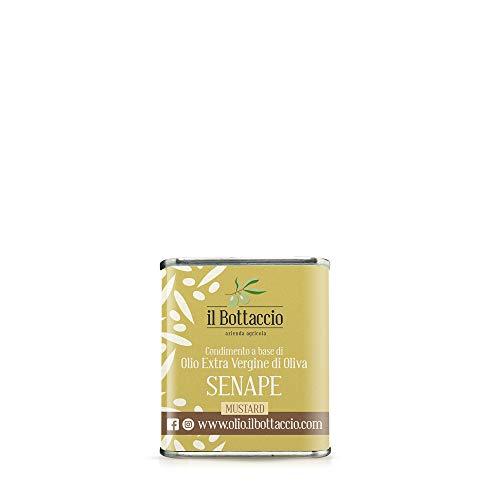 Condimento alla SENAPE a base di Olio Extravergine di oliva - 0,175 L