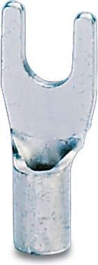 Phoenix Contact 3240138 Gabelkabelschuh C-FC 1,5/M3,5, 100 Stück Silber