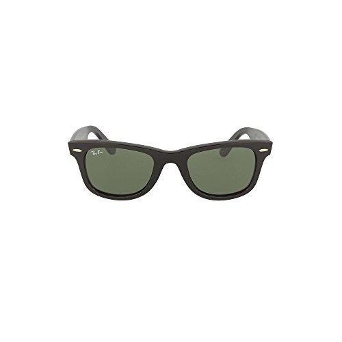 Ray-Ban Herren Sonnenbrille Wayfarer Original Black Iconic