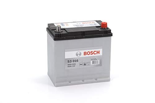 Bosch S3 016 Batteria Auto 12V 41Ah 300A/EN