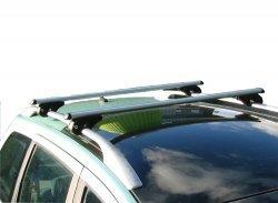 M-Way RB1045 Eagle Barre portatutto universali Xl in alluminio per guide da tetto, 1,35 m