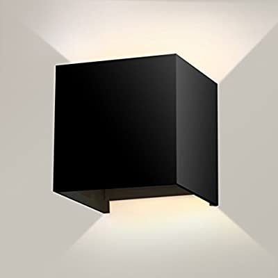 GHB 7W LED Wall Light - inexpensive UK light store.