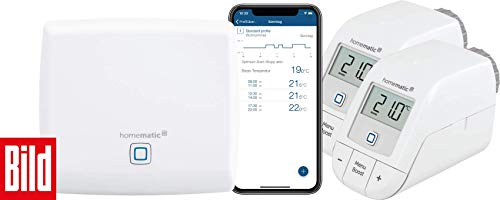 Homematic IP Smart Home Set Heizen - BILD-Edition, 154589A0
