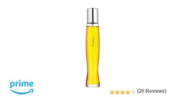 Avon Timeless Eau De Toilette Parfum Floral Et Boisé Pleine Taille