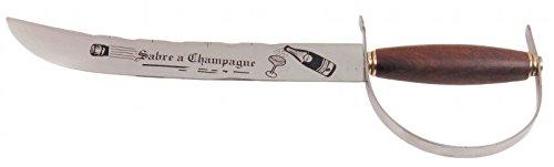 Haller Champagnersäbel mit Ständer