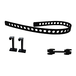 Quick Fist Clamp - Rubber Tie Down Belt - Posts
