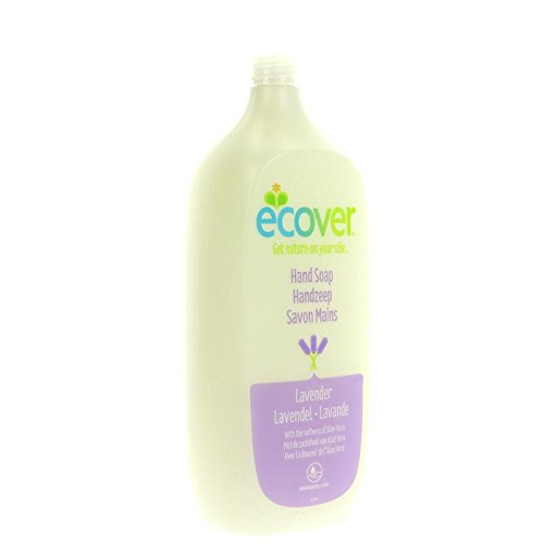 Ecover Mizu Simply Soothing Hand Wash with Lavender - 1L -