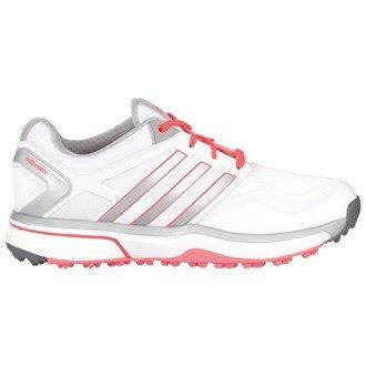 Adidas Ladies Adipower Sport Boost Golf Shoes 2015 Ladies White/Silver