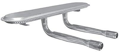 Music City Metals 16682-76432 Edelstahl-Brennereinheit für Gasgrills der Marke Outback - Silberfarben