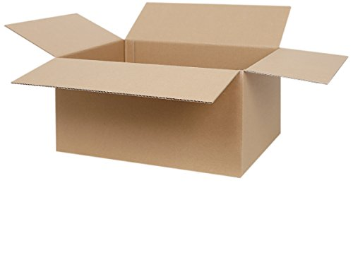 50 Faltkartons 400 x 300 x 200 mm | Versandkartons | Kartons Faltschachteln | geeignet für Versand mit DPD, GLS und Hermes