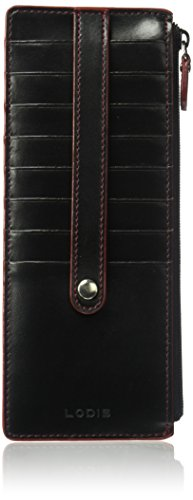 Lodis Audrey Rfid Credit Card Case With Zip Pocket Credit Card Holder -