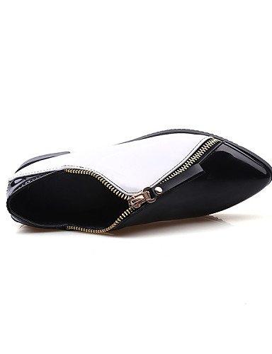ZQ hug Scarpe Donna-Sneakers alla moda / Scarpe da ginnastica-Matrimonio / Tempo libero / Ufficio e lavoro / Formale / Casual / Sportivo / , black-us10.5 / eu42 / uk8.5 / cn43 , black-us10.5 / eu42 /  black-us5.5 / eu36 / uk3.5 / cn35