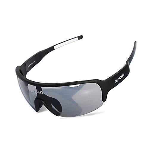 Fahrradbrille Transparent Outdoor Sportler Für Männer Und Frauen Sind Spiegelsichere Brillen Black Damen Herren