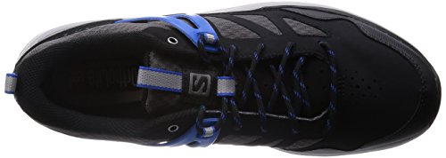 Salomon Instinct Pro Herren Traillaufschuhe Schwarz (Detroit/Black/Union  Blue)
