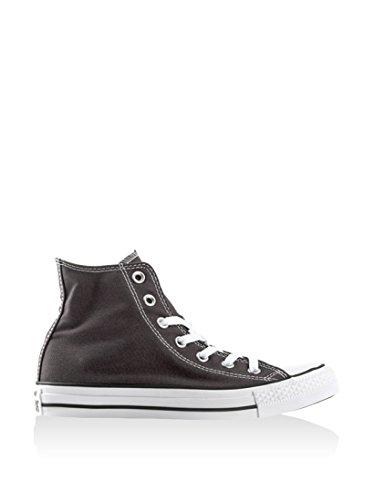 Converse Star Hi, Sneaker Donna Nero Delavé
