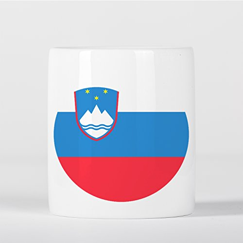 Preisvergleich Produktbild Slovenia Slovenian Flag Slovenija Slovenski Zastava Spardose
