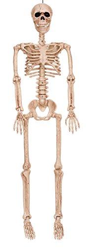 Crazy Bonez Mobile Squelette Décoration, 91,4 cm