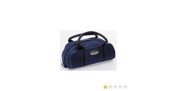 ND Sports Crown Green qualité-Fermeture Éclair en Nylon pour sac de Bowling 2 boules