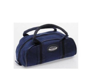 ND Sport Crown Grün Quality Nylon Reißverschluss Bowlingtasche Für 2 Bälle